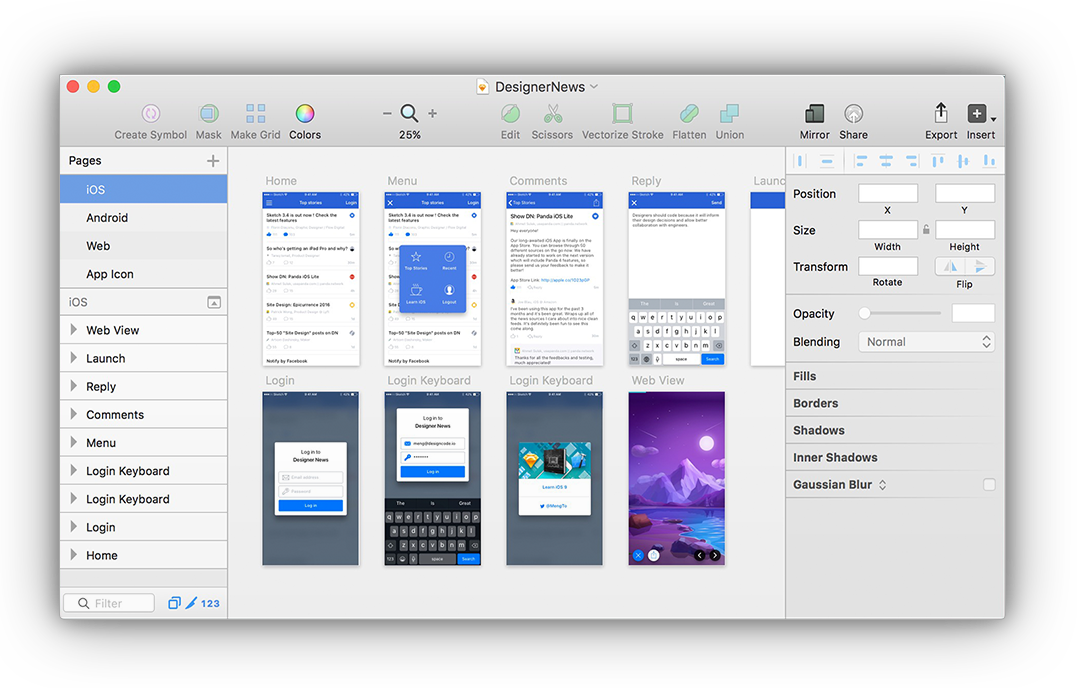 Top 22 Prototyping Tools For UI And UX Designers 2019