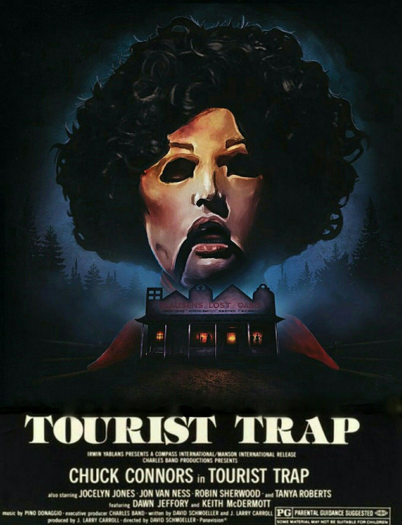 Movie Review: Tourist Trap (1979) - As Vast as Space and as Timeless