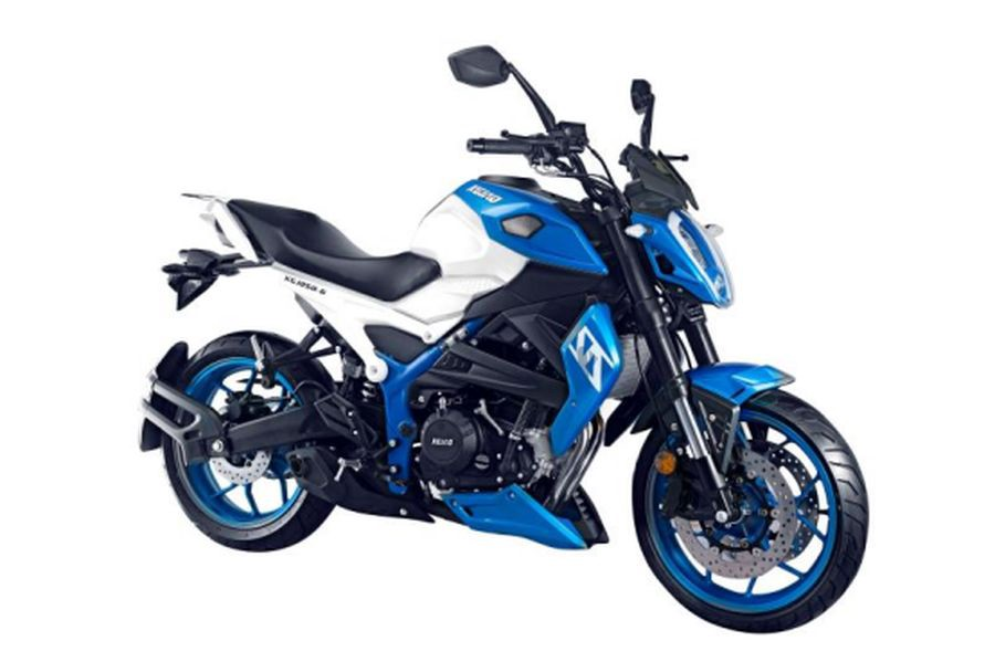 XGJAO Two-Cylinder 250 Street BikeWithABS Launched