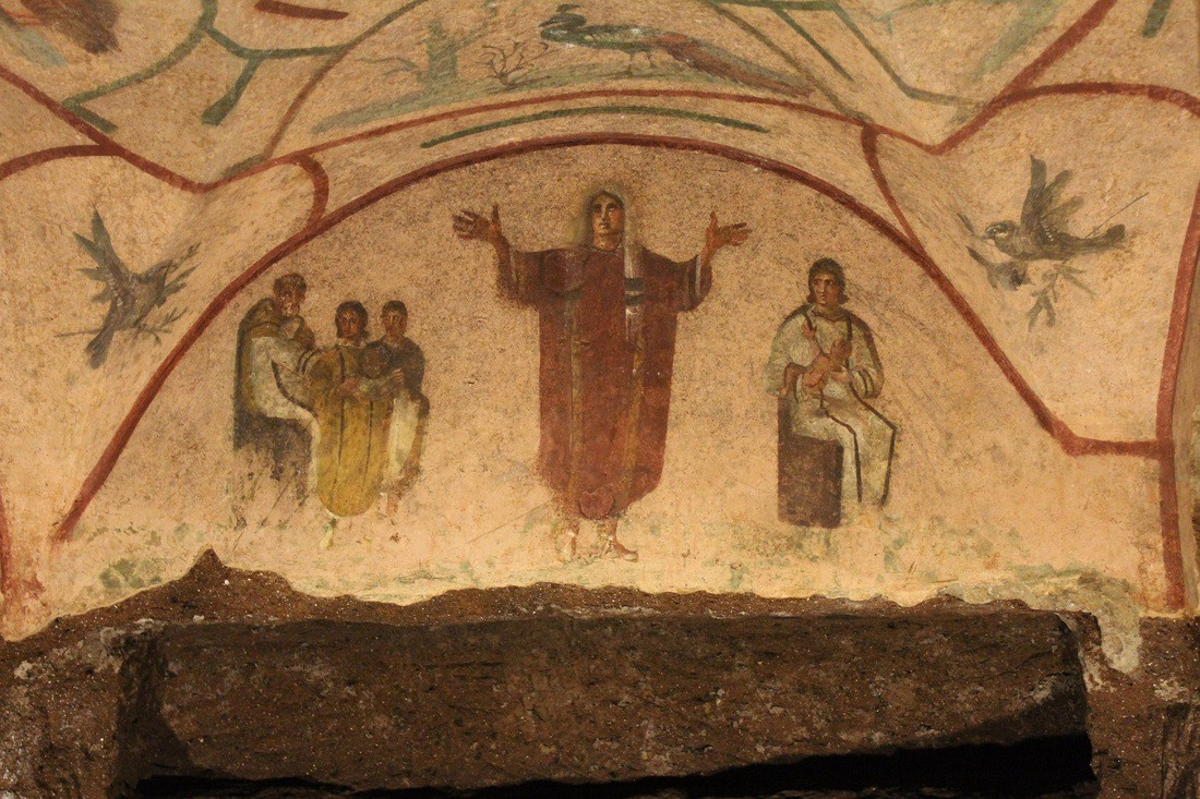 Jesus' Amidah prayer, the 'Our Father', with an ecumenical Abrahamic