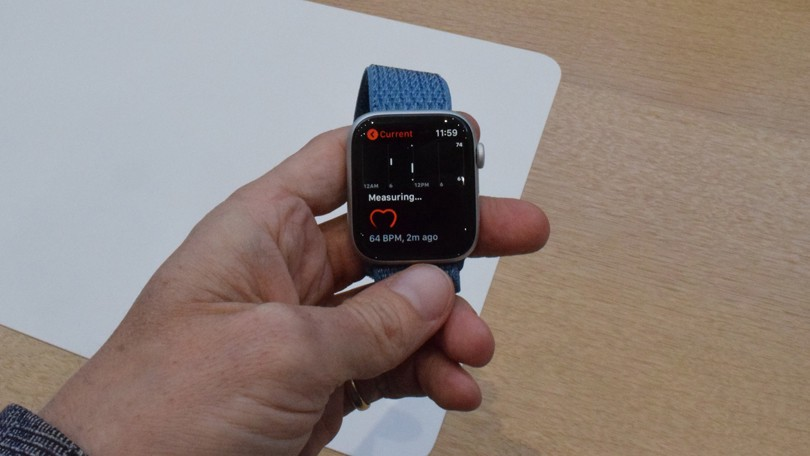 Hands On With the Apple Watch Series 4 - PC Magazine - Medium