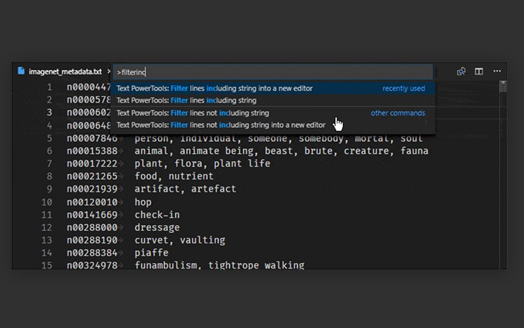 vscode-text-power-tools