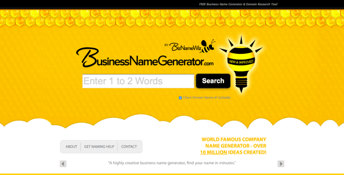 9 Best Name Generators for Your Business - Photler - Medium