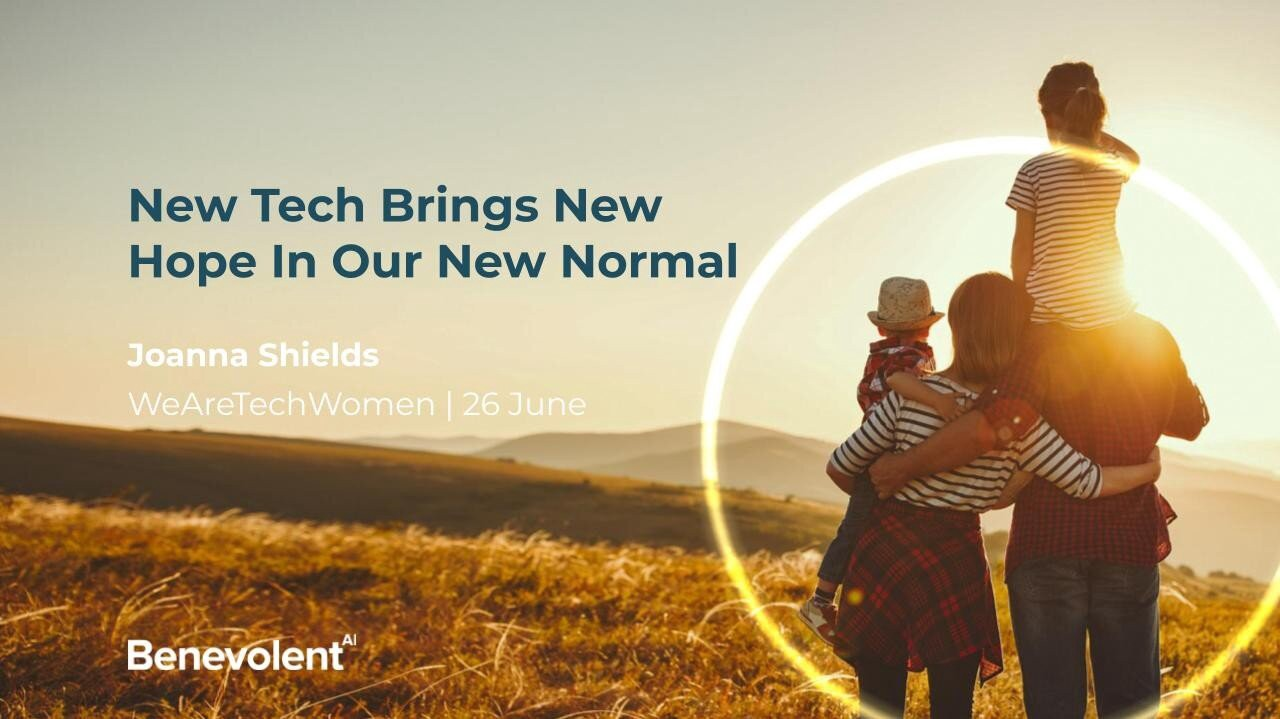 New Tech Brings New Hope in Our New Normal