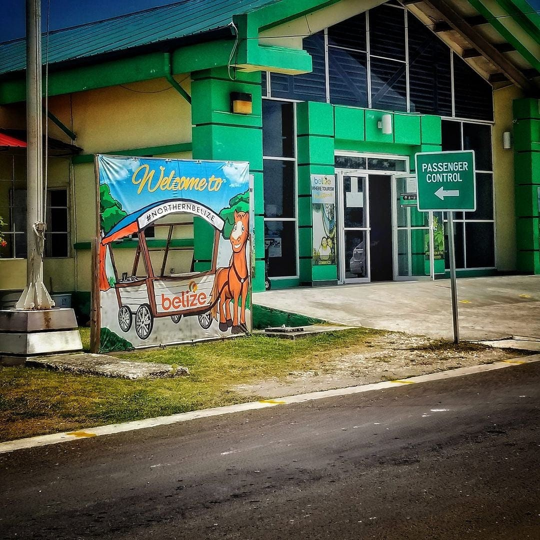 What To Know About Crossing Belize's Land Borders, Now Open For Tourists