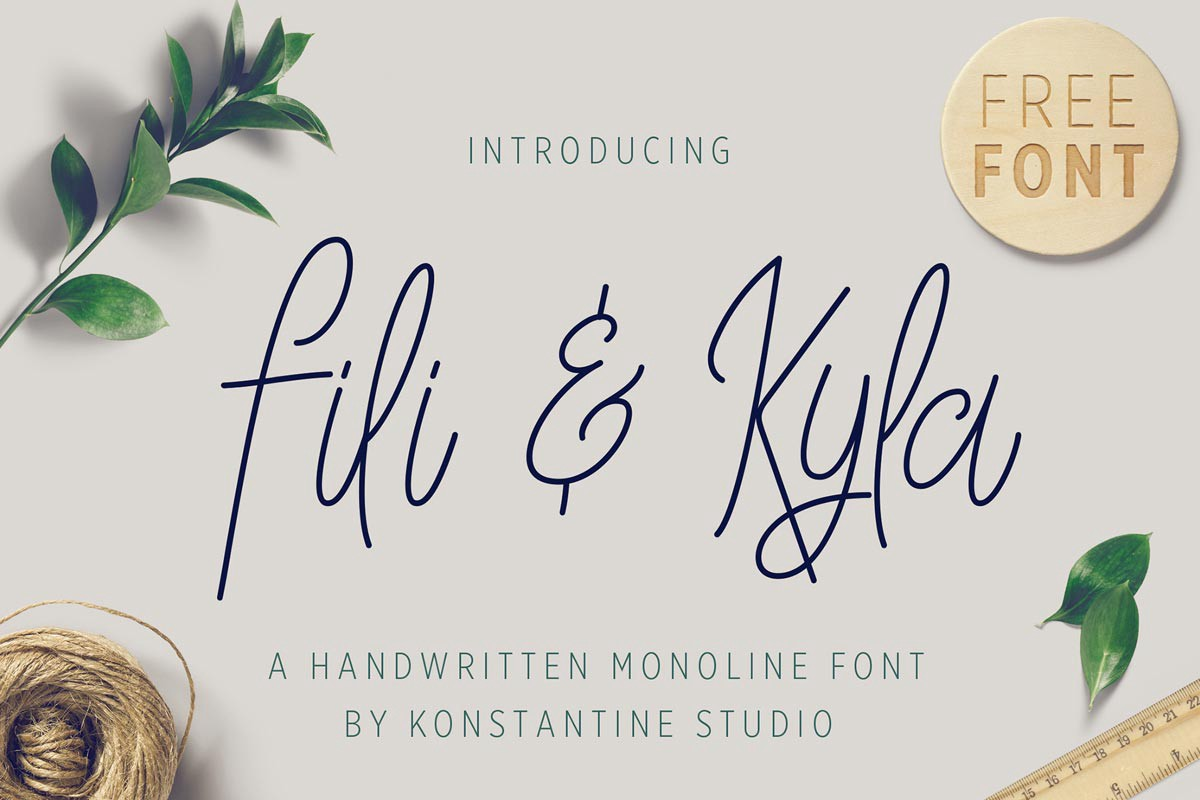 150+ Free Cursive Handwriting Fonts For Designers in 2019