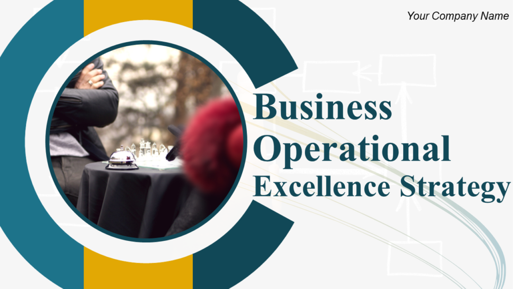 Business Operational Strategy PPT