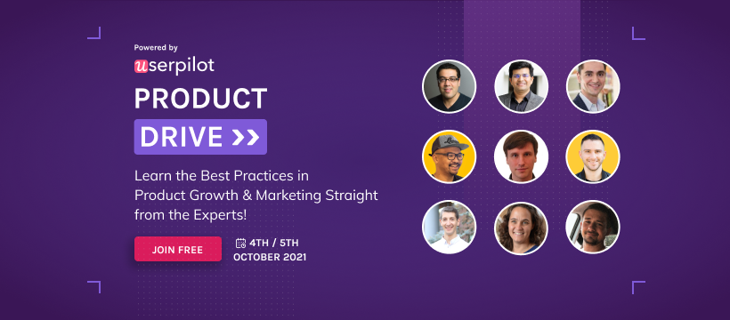 Product Drive 2021 Speaker Lineup