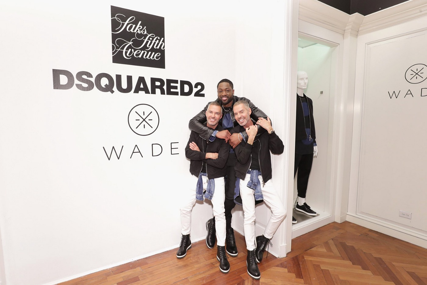 DSquared2 Way of Wade Lifestyle