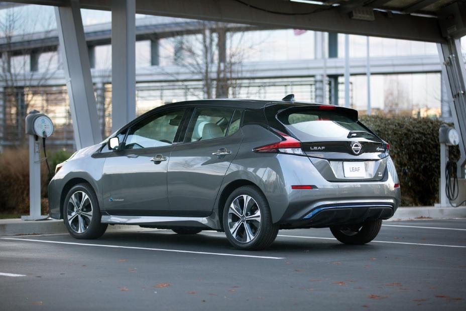 Nissan Battery Electric Vehicle