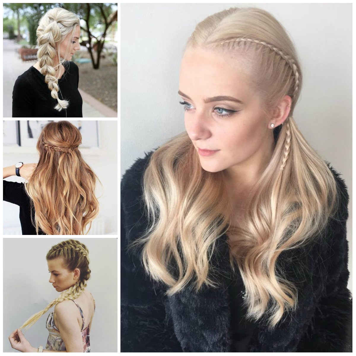 Attraktiv Lange Blonde Frisuren Fur 2017 Frisuren2018 Medium