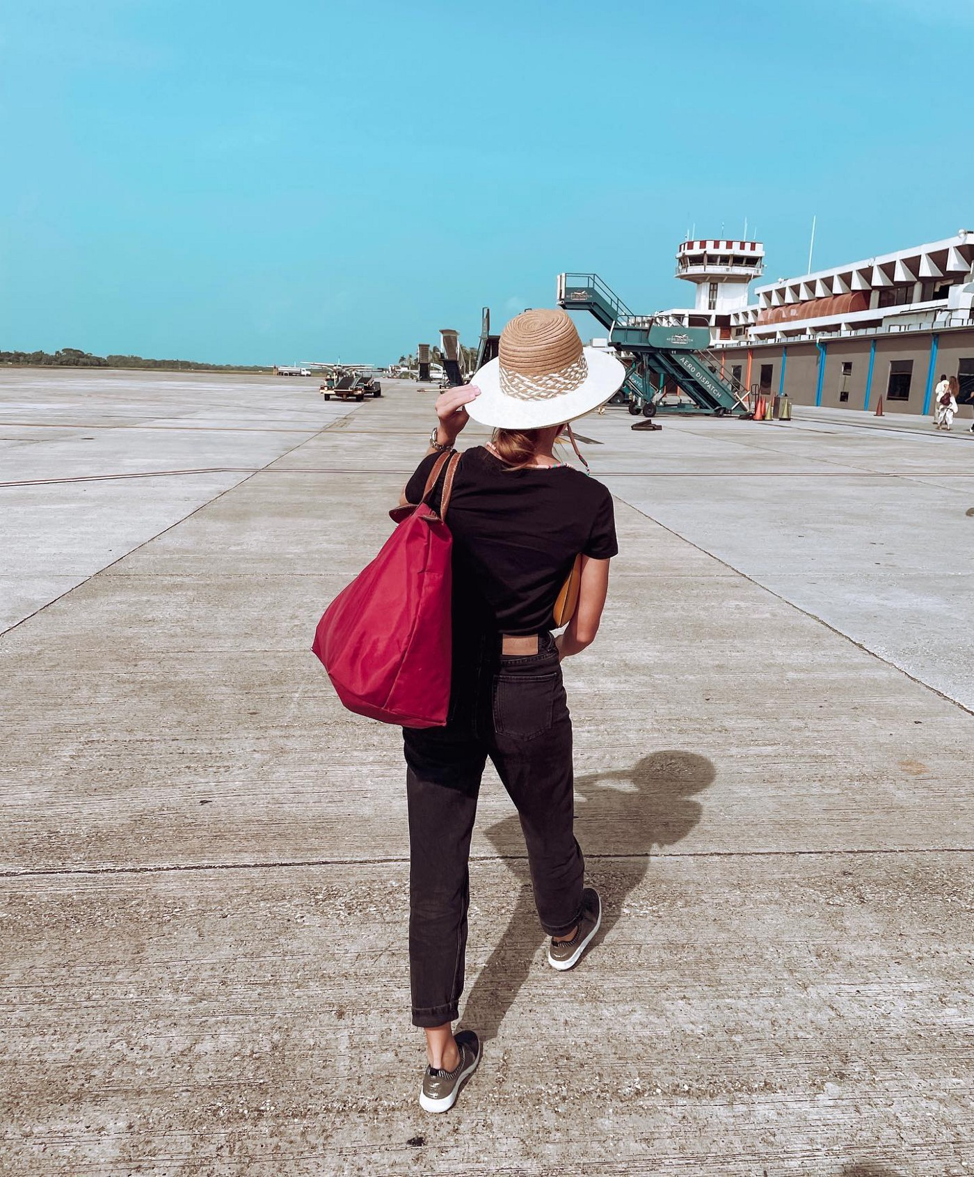 Can I Land at the Philip Goldson International Airport in Belize on a No-Movement Day?