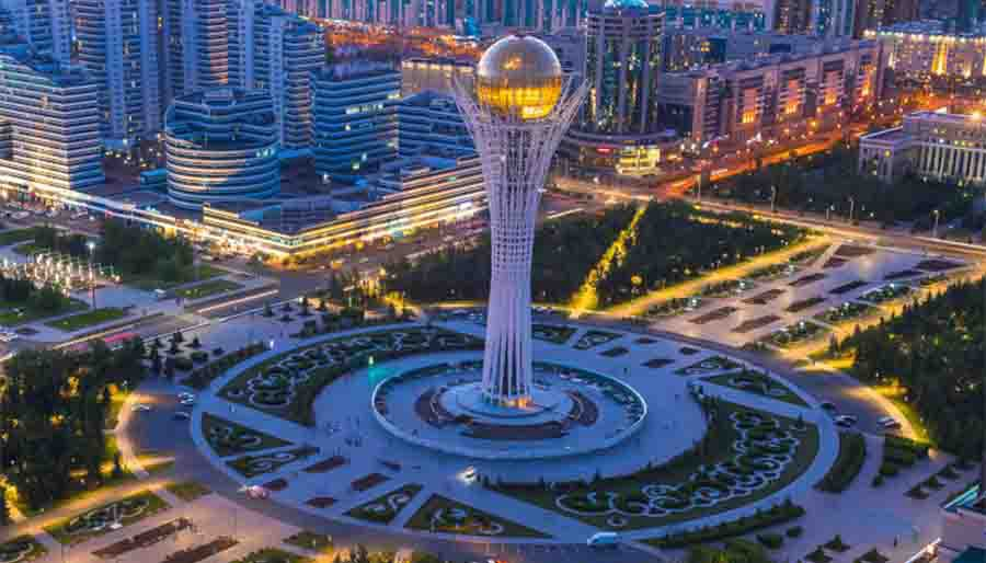 Kazakhstan ranks second in the world in the production of cryptocurrencies