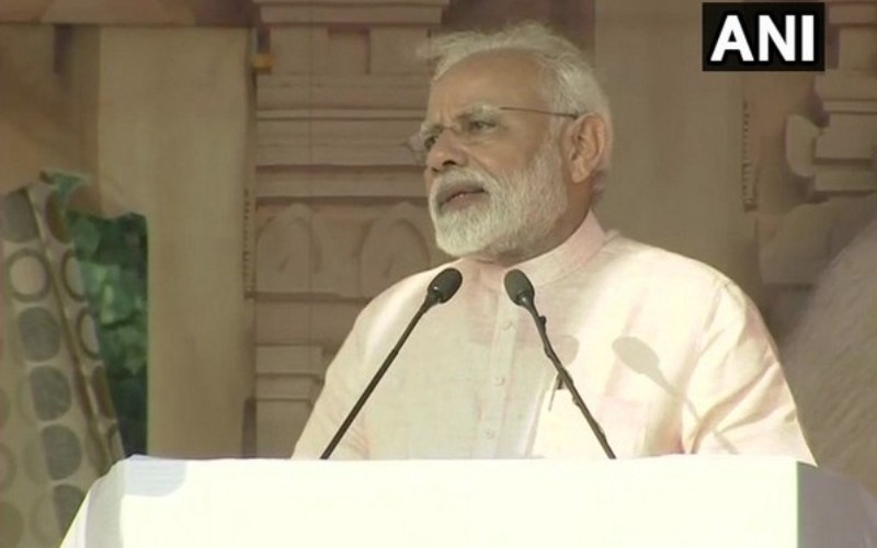 VIDEO: PM Modi gets emotional during India's COVID-19 vaccination drive launch