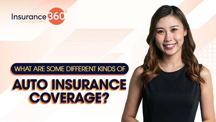 What Are Some Different Kinds Of Auto Insurance Coverage