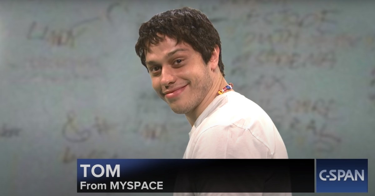 SNL's take on the Facebook whistleblower hearing reminds us of the good old MySpace days Image
