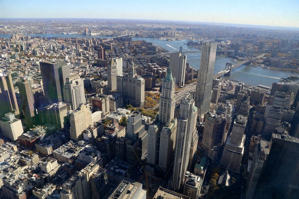 NYU Local's Exclusive Trip To The Top Of One World Trade Center [PHOTOS]