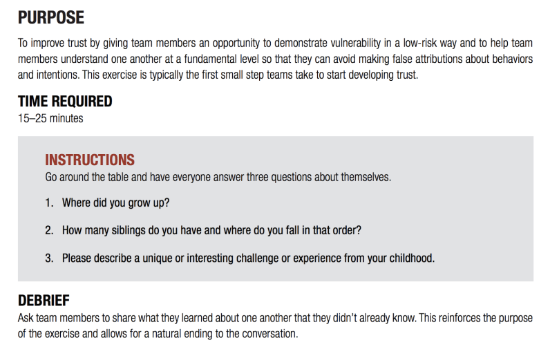 """Book review: """"Overcoming The Five Dysfunctions of a Team"""""""