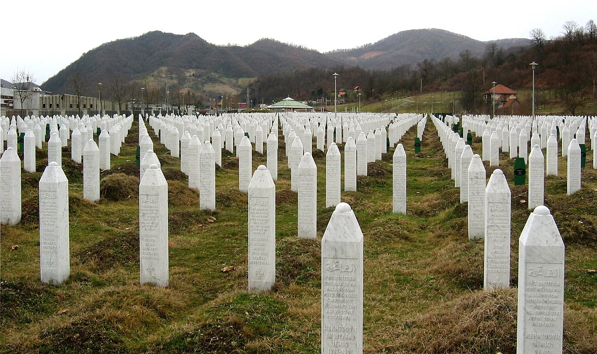 BH High Rep. makes it a crime to deny Srebrenica genocide