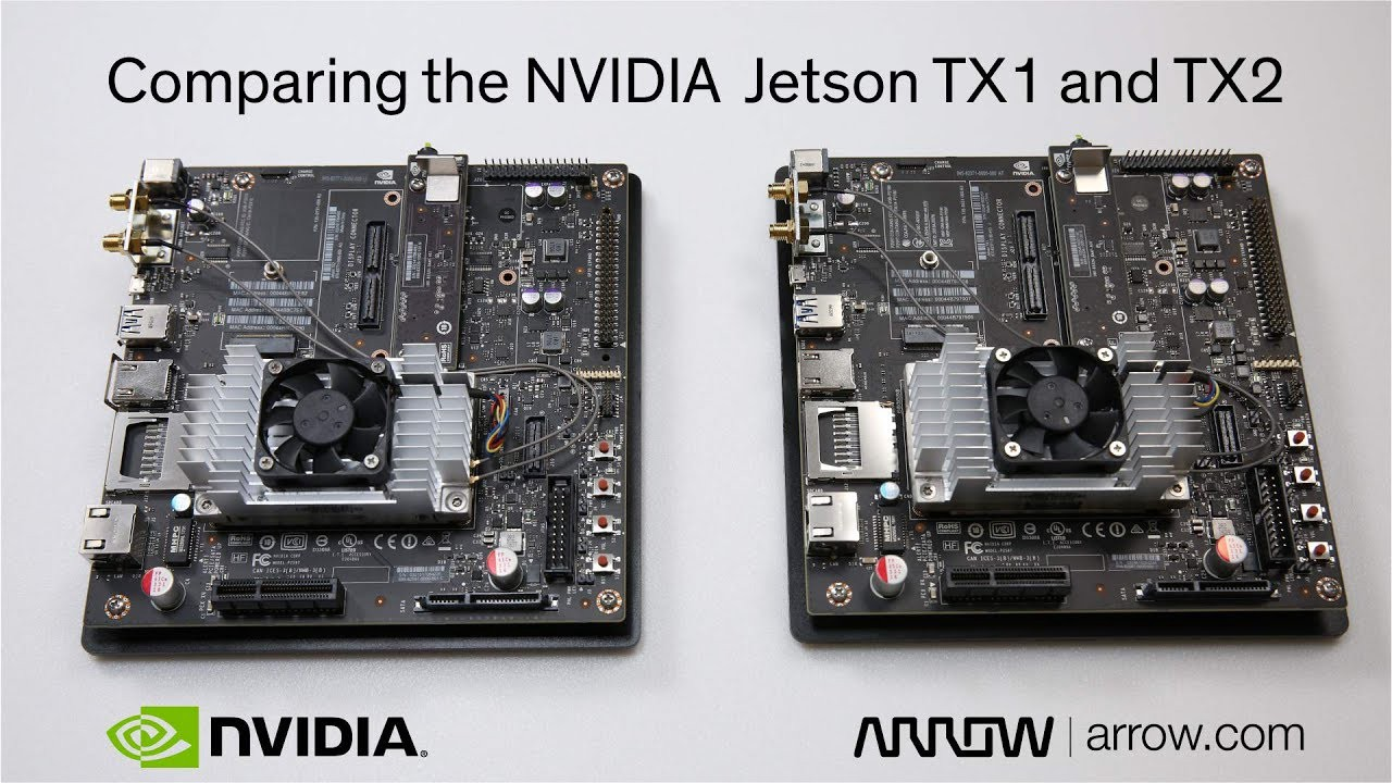 Install OpenCV and Tensorflow on Jetson TX1 and Jetson TX2
