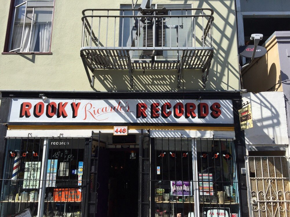 Mining for Gold: The Best Record Stores in San Francisco
