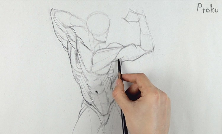 Figure Drawing Resources for Those That Can't Go to an Atelier