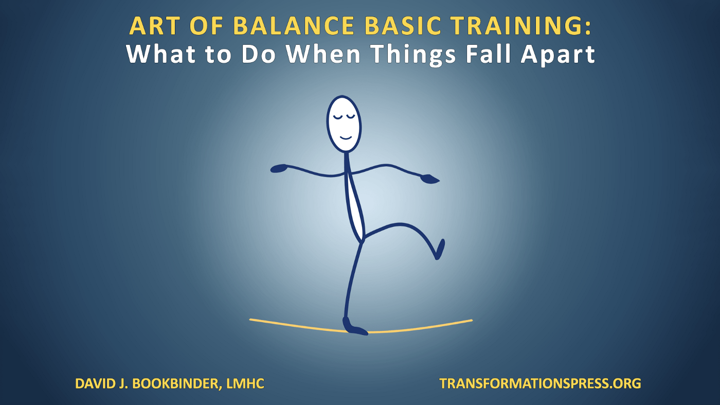 Video: What to Do When Things Fall Apart