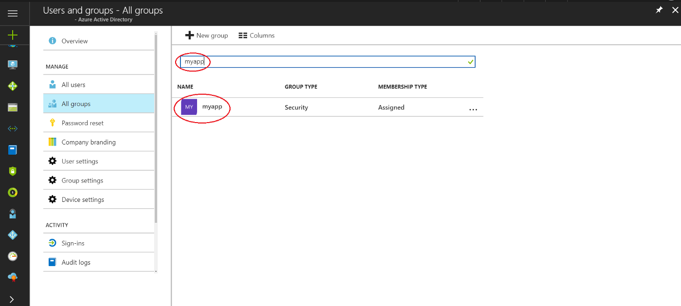 Integrating applications with Azure Active Directory in  NET Core
