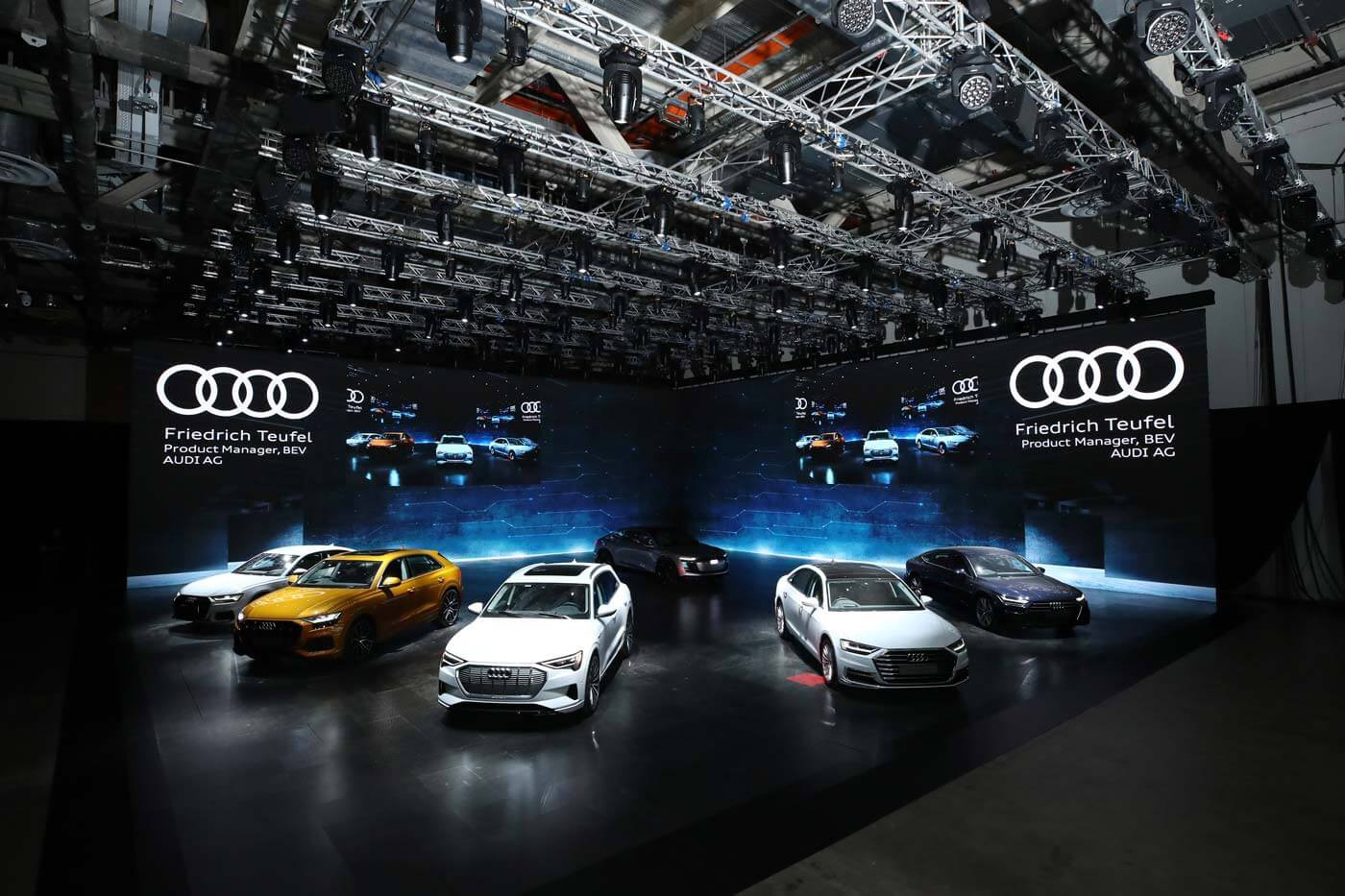 Audi Brand Experience