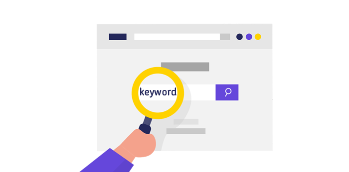 Keyword for Your Content