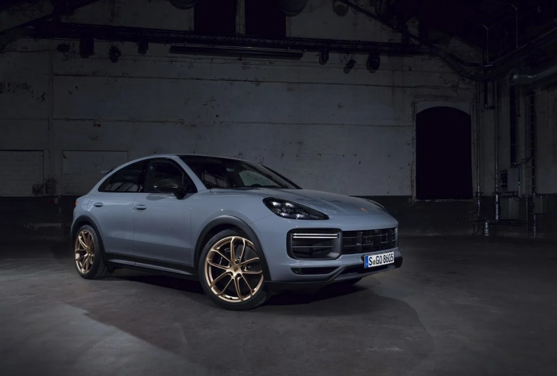 Porsche Cayenne Turbo GT arrives to be the fastest SUV model of the brand