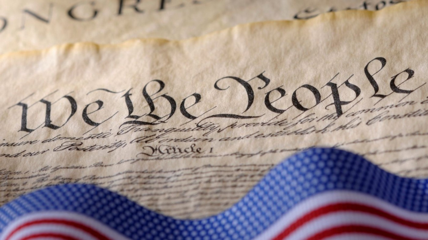 Constitution: We the People of the United States…