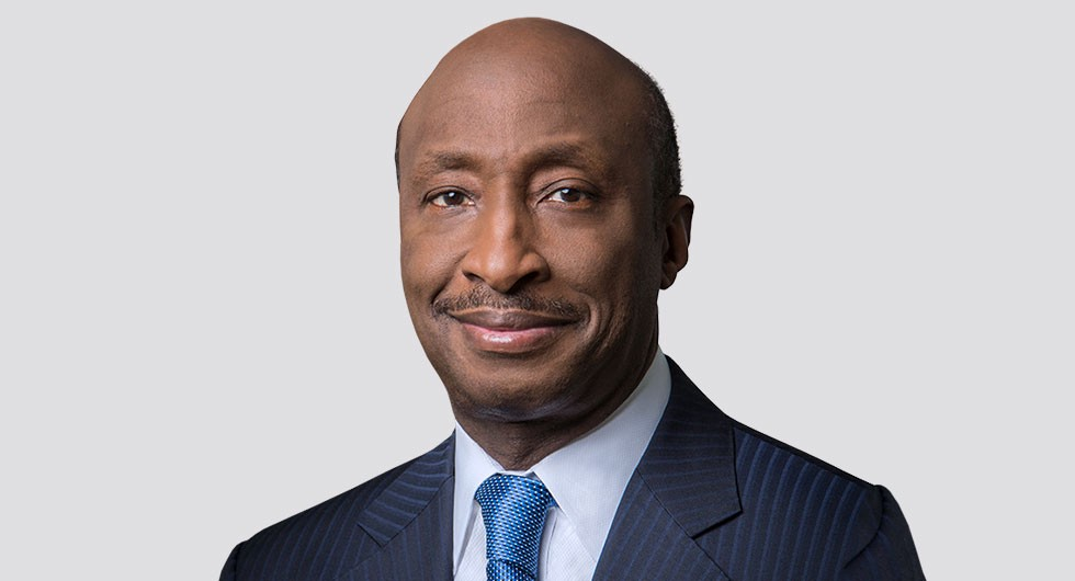 Kenneth Frazier, CEO, Chairman of the Board, Merck