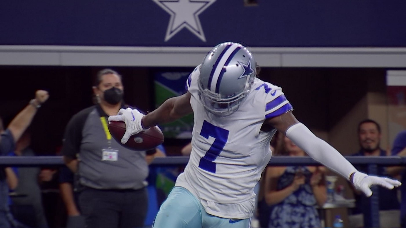 Dallas Cowboys Trevon Diggs Showed Up And Showed Out…