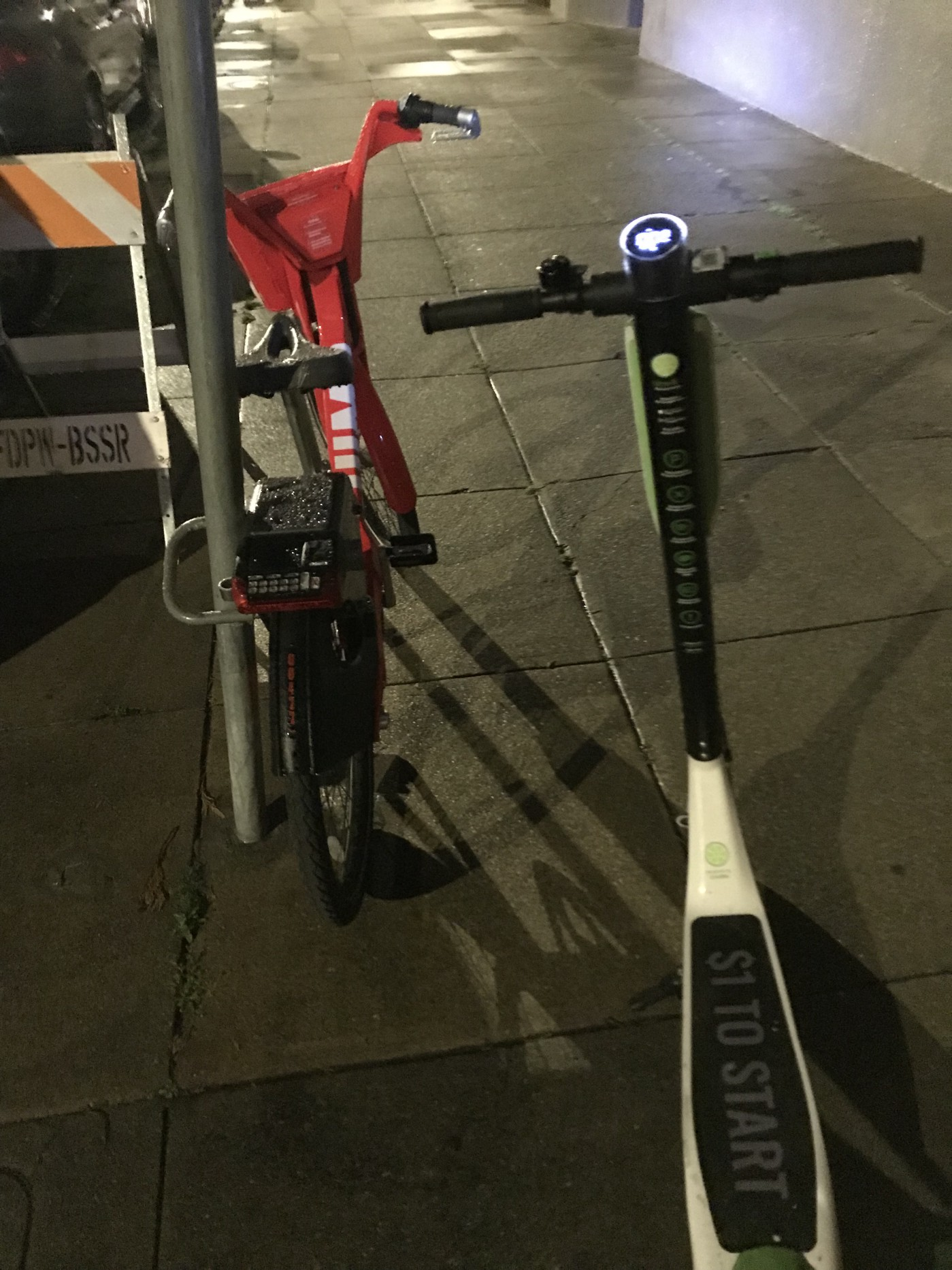A San Franciscan tries the future of mobility — LimeBike, SPIN, Bird
