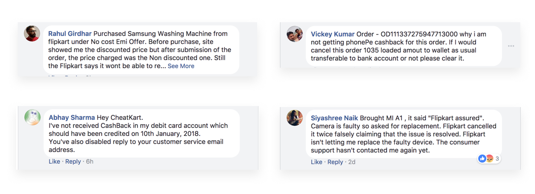 Designing for addressing customer grievances - UX Collective