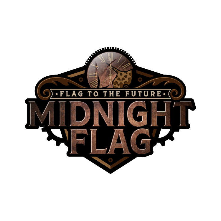 Flag To The Future—Midnight Flag