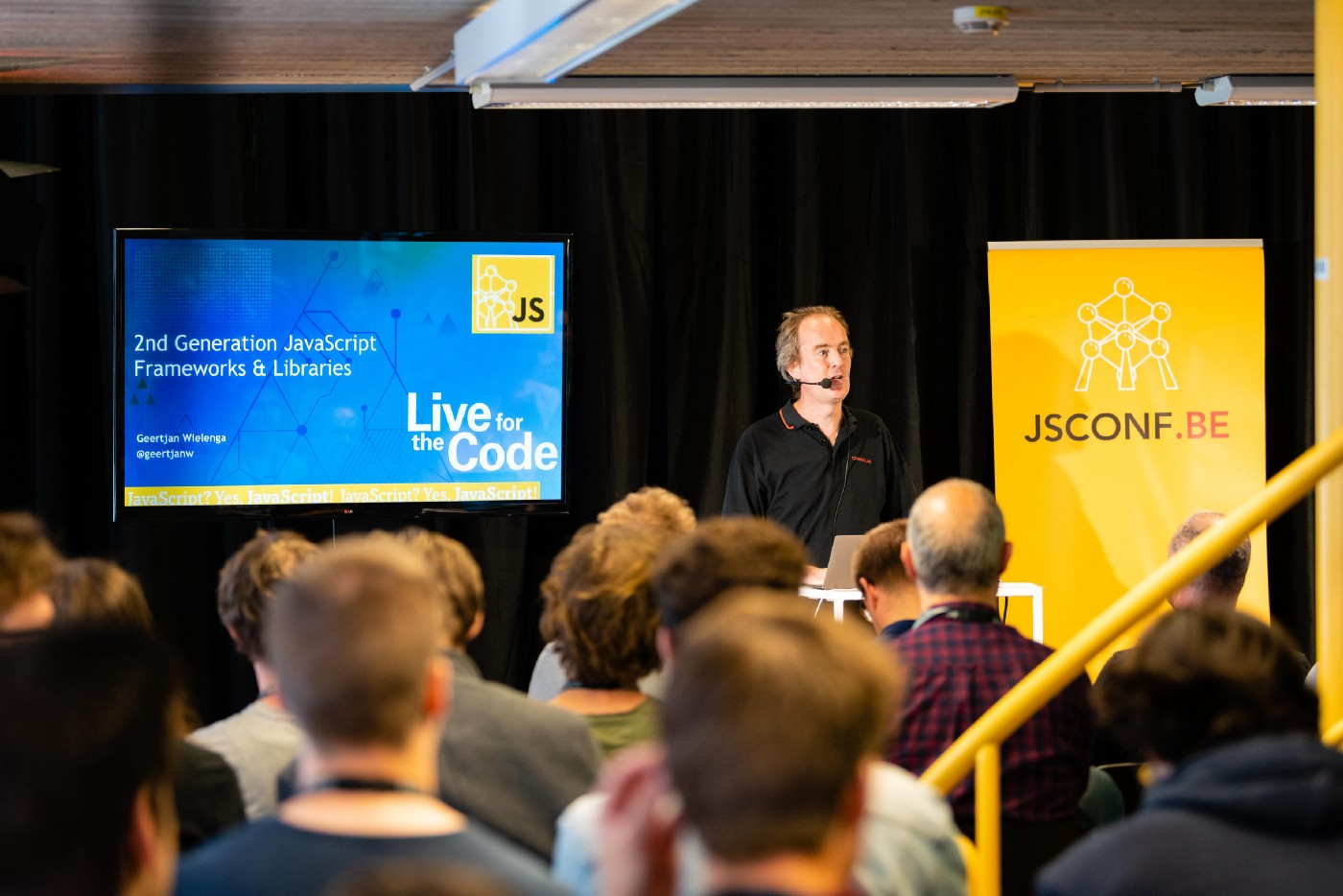 2nd Generation JavaScript Frameworks & Libraries by Geertjan Wielenga