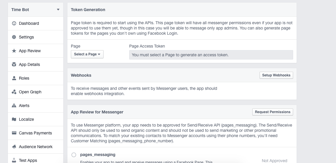 How to Create a Facebook Messenger Bot in PHP - Chatbots Magazine