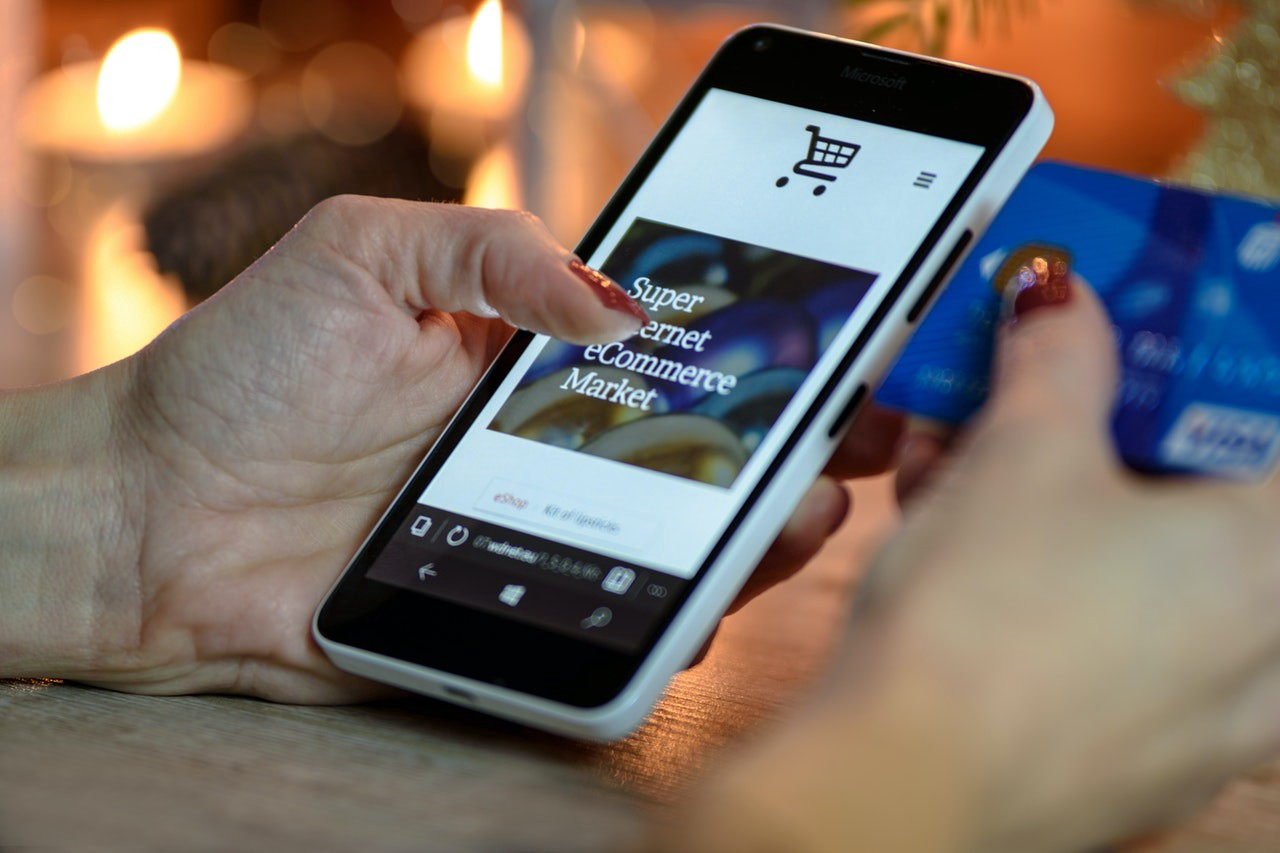 Online shopping application