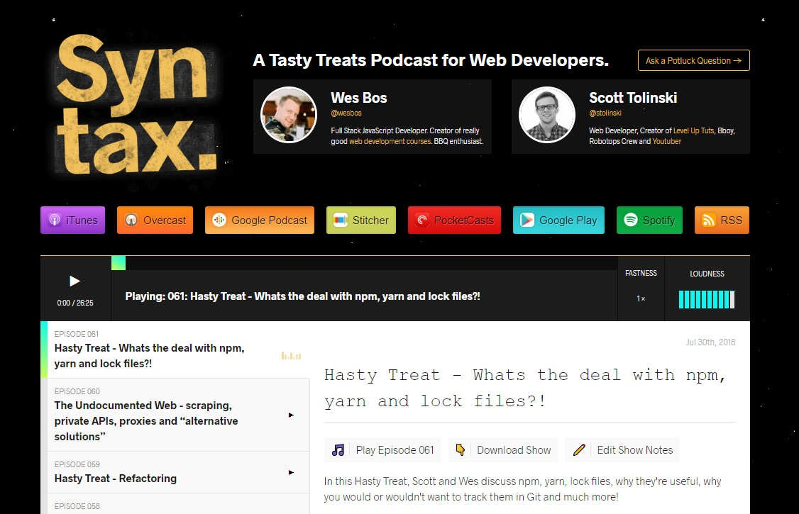 Best Podcasts About Web Design & Web Development - Level Up! - Medium