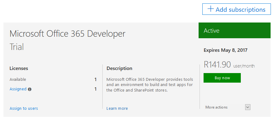 Here's what happens when you pick the wrong Office 365 tenant name
