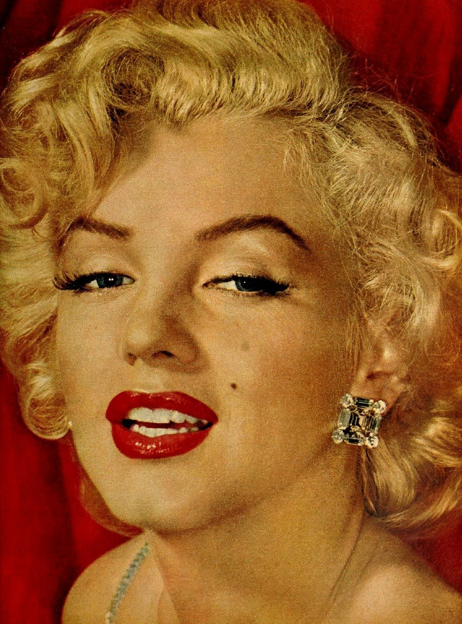 Marilyn dedicatedly worked on every single aspect of perfecting her 'sex-symbol' persona