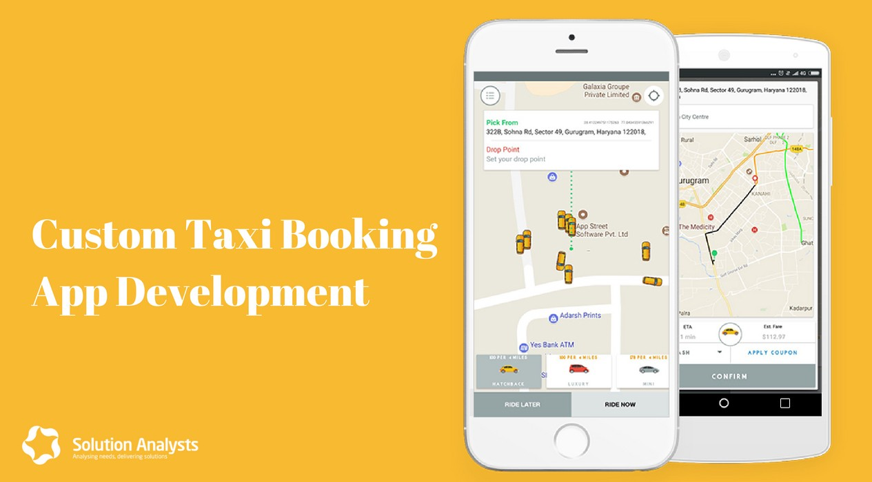 How Taxi Mobile App Development Services can Benefit Your Business