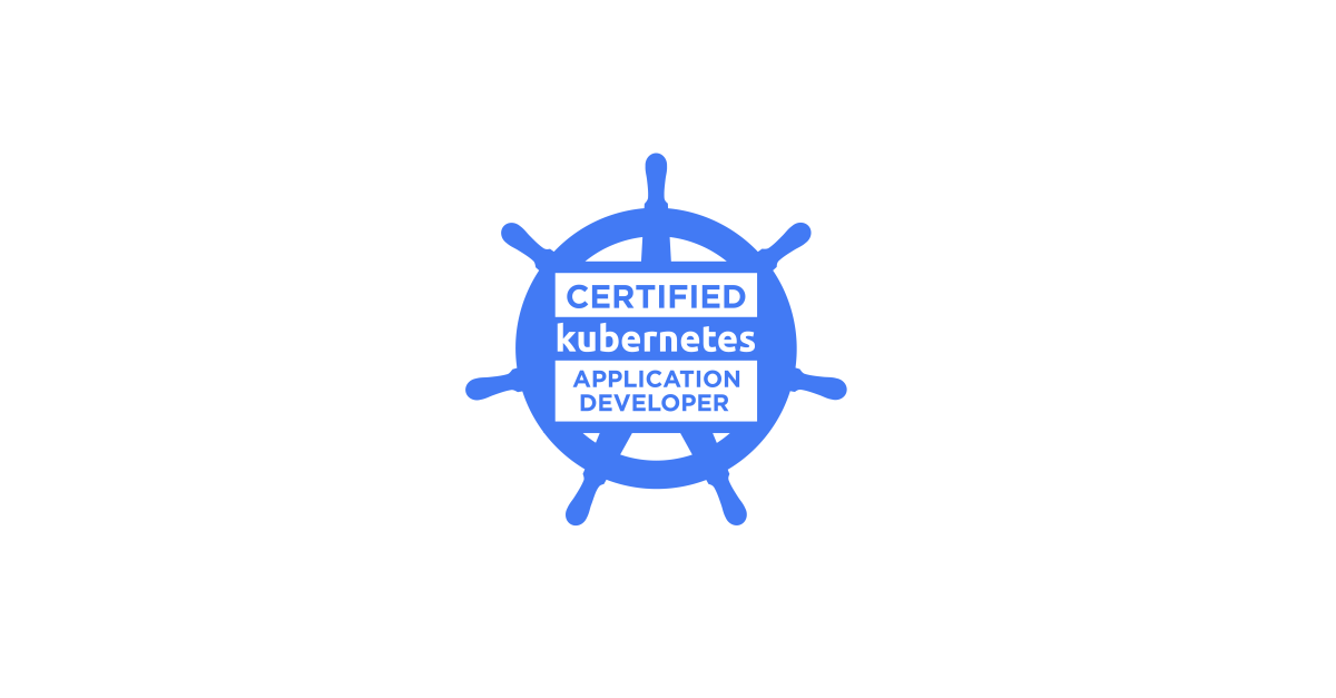 CNCF CKAD Badge Logo. Source: https://github.com/cncf/artwork/blob/master/examples/other.md#certification-logos