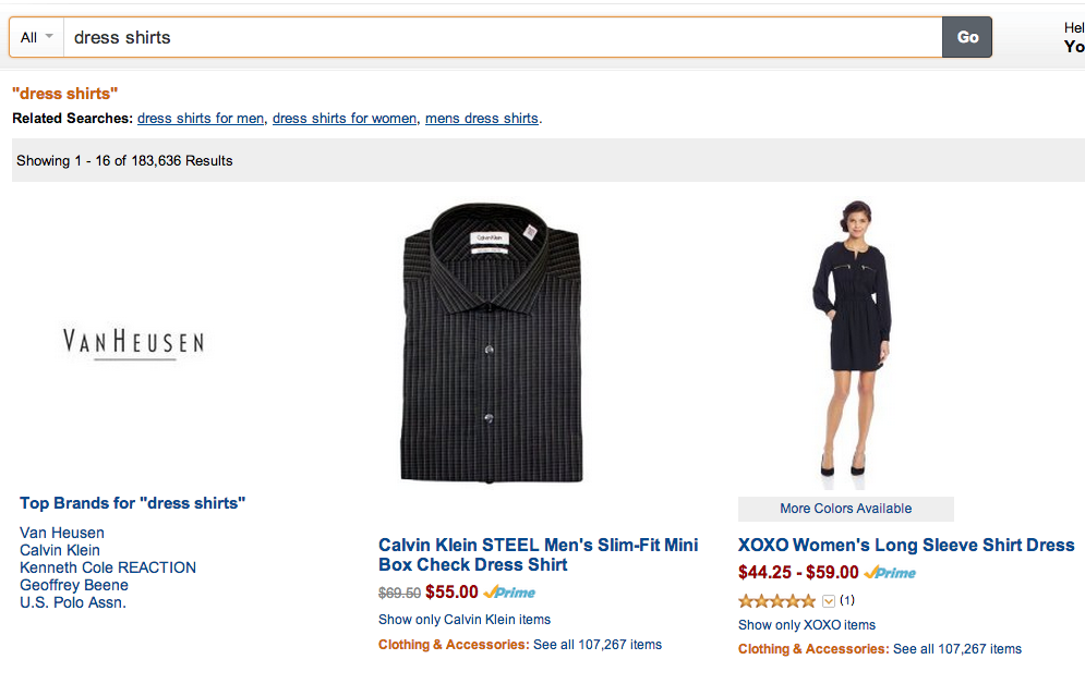 c49341d0c What We Learned About How Guys Shop For Clothes - Morgan Linton - Medium