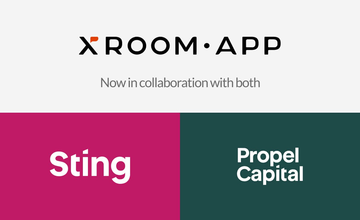 xroom.app accepted to Sting's 2021 Accelerate program along with 13 others