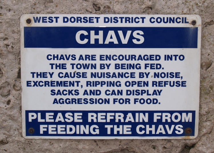 Where Chavs come from? - Mark Rapley - Medium