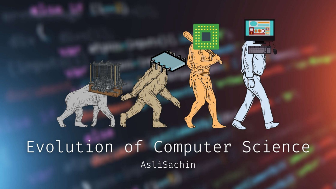 The Evolution of Computer Science (in a Nutshell)