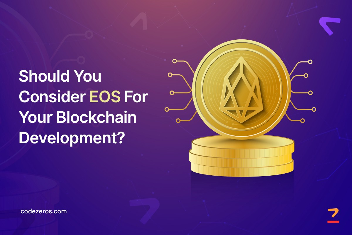 Should you consider EOS for your blockchain development?